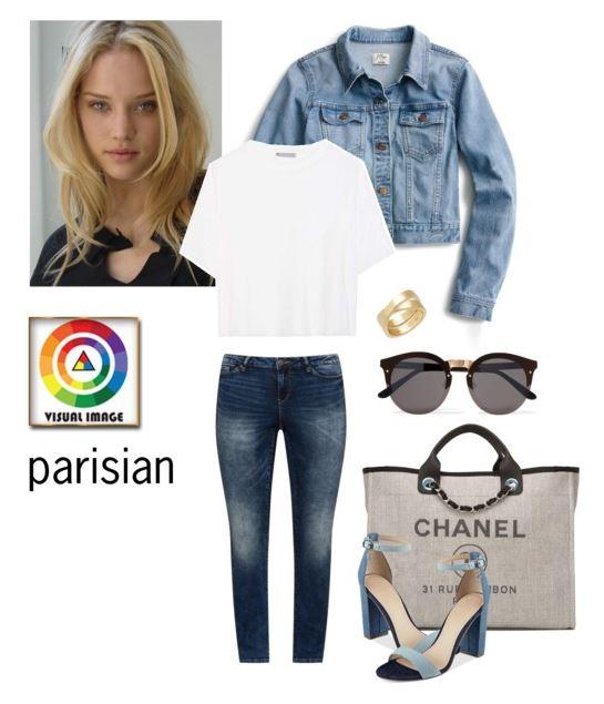Французский уличный стиль 2017